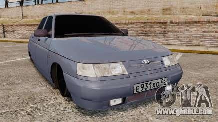 Vaz-2110 for GTA 4