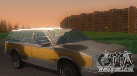 Oldsmobile Cutlass Ciera Cruiser for GTA San Andreas