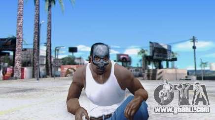 Skull Mask for GTA San Andreas