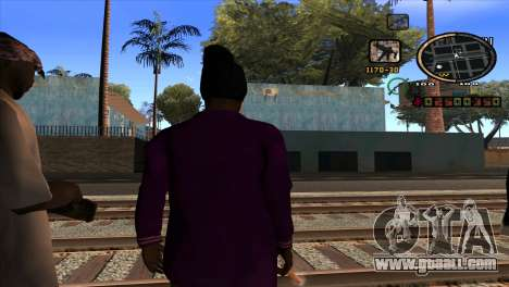 C-HUD News for GTA San Andreas