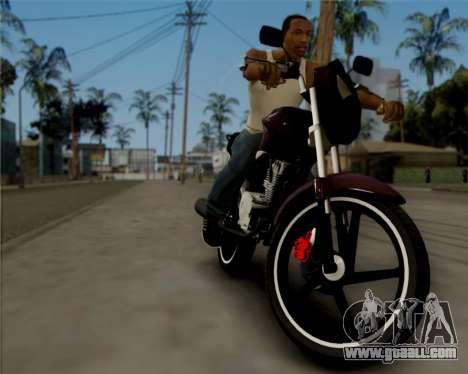 Honda Titan for GTA San Andreas