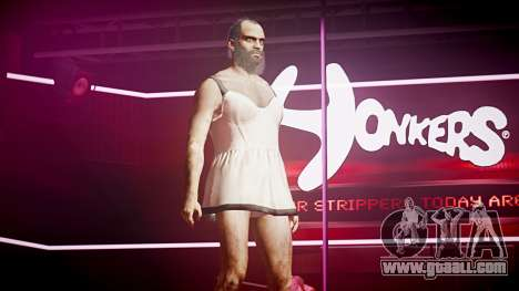 GTA V Trevor Philips for GTA 4
