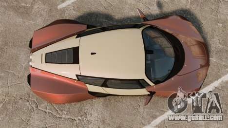 Marussia B2 for GTA 4 right view