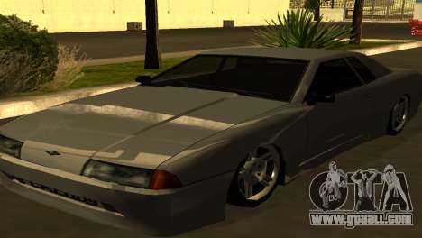 Elegy 280sx for GTA San Andreas wheels
