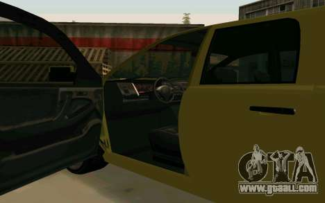 GTA V Bison Version 2 FIXED for GTA San Andreas inner view