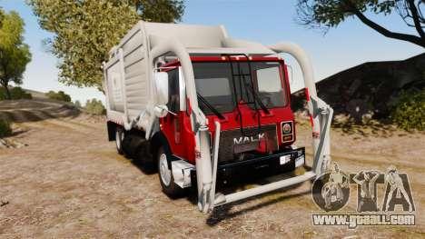 Mack MR 688S Front Load 2000 for GTA 4