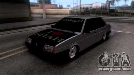 VAZ 21099 БПАN for GTA San Andreas