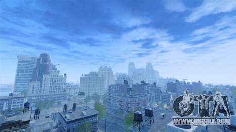 North Pole weather for GTA 4 third screenshot