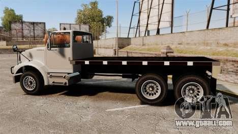 Benson Heavy for GTA 4 left view
