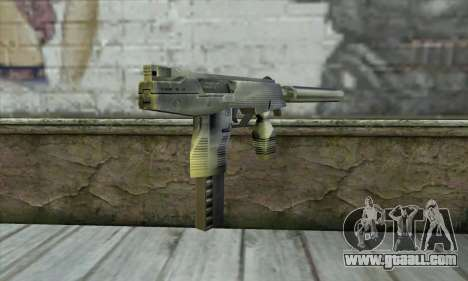 SMG из Counter Strike for GTA San Andreas second screenshot