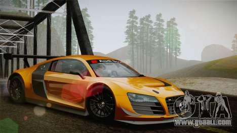 Audi R8 LMS Ultra Old Vinyls for GTA San Andreas