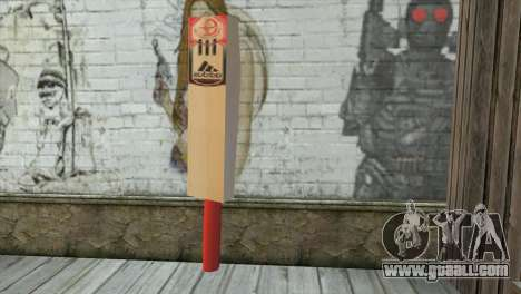 Adidas Cricket Bat for GTA San Andreas second screenshot