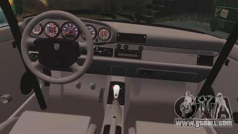 Porsche 993 GT2 1996 v1.3 for GTA 4 side view