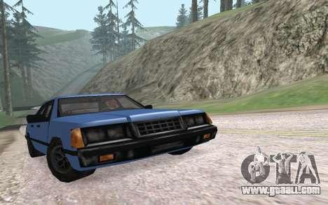 Premier VC for GTA San Andreas