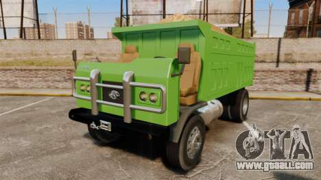 Si Buxiang Truck for GTA 4