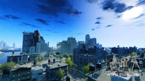 North Pole weather for GTA 4