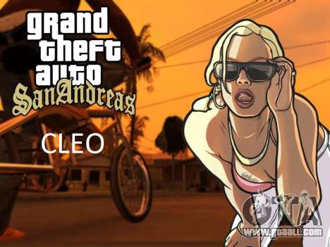 The CLEO library for Android from 04.01.2014 for GTA San Andreas Android