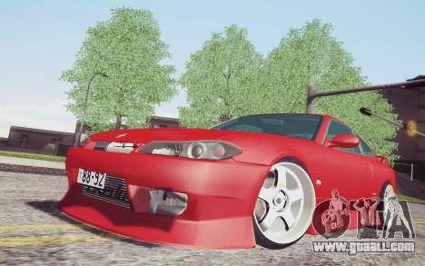 Nissan Silvia S15 BN Sports for GTA San Andreas