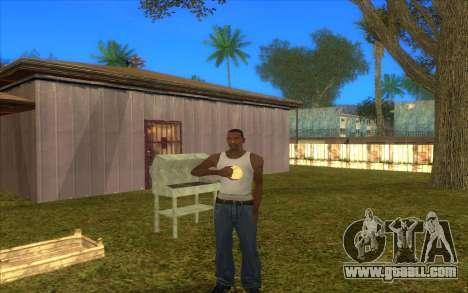 Barbecue for GTA San Andreas third screenshot