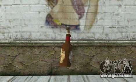 Molotov cocktails Postal 3 for GTA San Andreas second screenshot