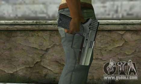 Colt 45 из Postal 3 for GTA San Andreas third screenshot