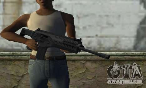 Beretta ARX 160 for GTA San Andreas third screenshot