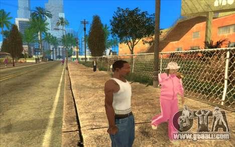 Barbecue for GTA San Andreas fifth screenshot