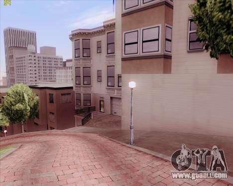 ENB HD CUDA 2014 v.3.5 Final for GTA San Andreas second screenshot