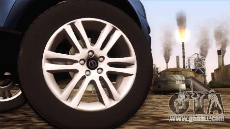 Volvo XC90 2009 for GTA San Andreas right view