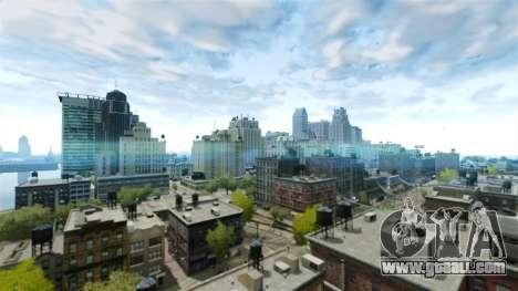 Weather Paris for GTA 4 third screenshot