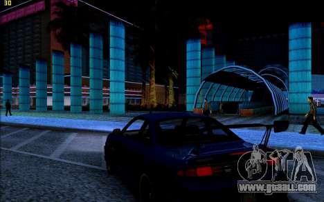 ENB HD CUDA 2014 v1.0 for GTA San Andreas fifth screenshot