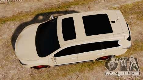 Infiniti JX 2013 for GTA 4 right view
