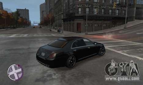 Enus Cognoscenti for GTA 4 right view