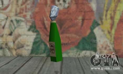 Molotov Cocktail for GTA San Andreas