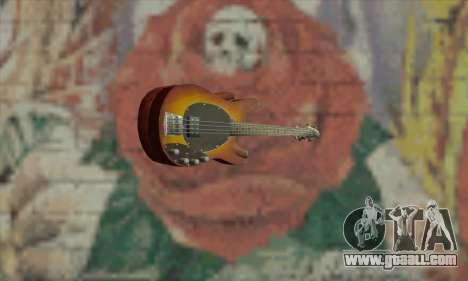 Guitar Eagle for GTA San Andreas second screenshot