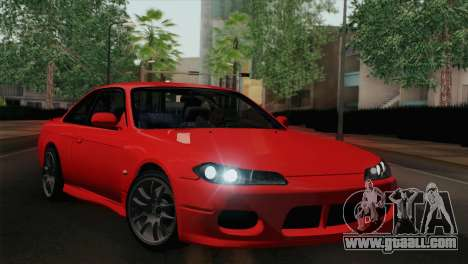 Nissan Silvia S14.5 for GTA San Andreas