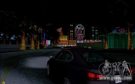 ENB HD CUDA 2014 v1.0 for GTA San Andreas forth screenshot