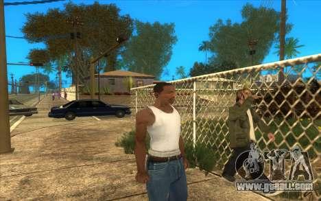 Barbecue for GTA San Andreas sixth screenshot
