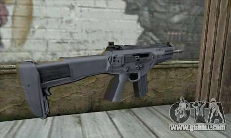 Beretta ARX 160 for GTA San Andreas second screenshot
