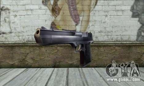 Desert Eagle из Counter Strike for GTA San Andreas