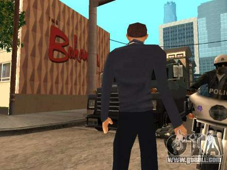 Peter Parker from the game Spider-Man 2 for GTA San Andreas third screenshot