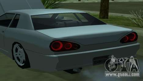 Elegy 280sx for GTA San Andreas right view