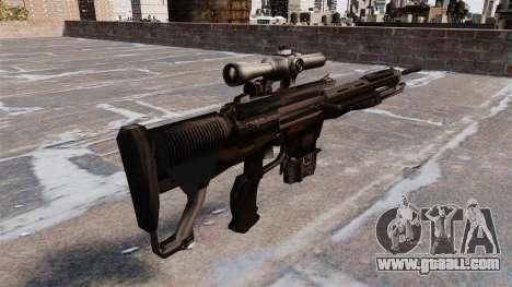 DSG-1 sniper rifle for GTA 4 second screenshot