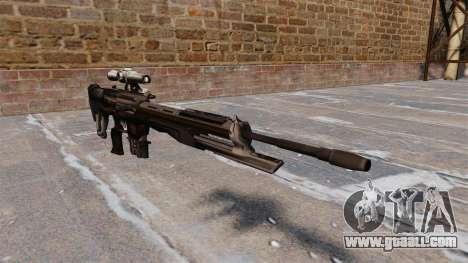 DSG-1 sniper rifle for GTA 4