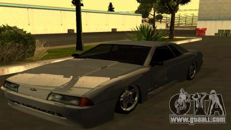 Elegy 280sx for GTA San Andreas engine