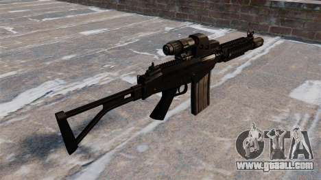 DSA FN FAL automatic rifle for GTA 4 second screenshot
