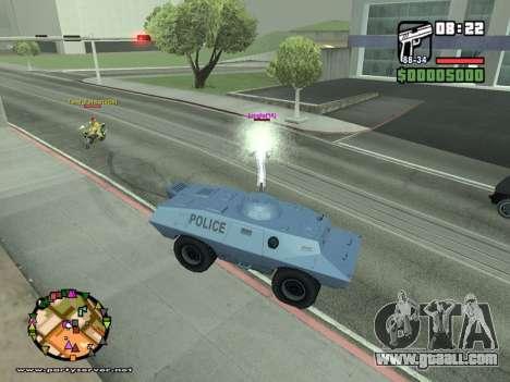 SA-MP 0.3z for GTA San Andreas tenth screenshot