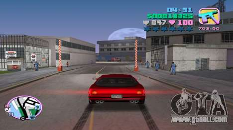 Illegal sale of automobiles for GTA Vice City second screenshot