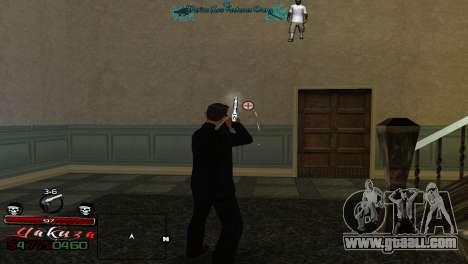 Hood By Topica for GTA San Andreas third screenshot