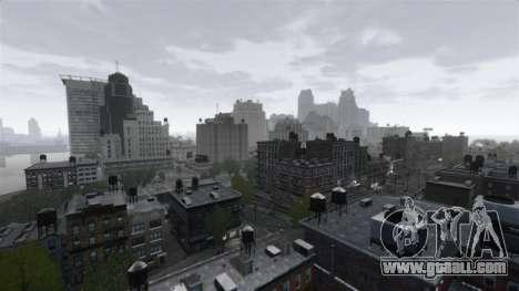 Weather New York for GTA 4 second screenshot